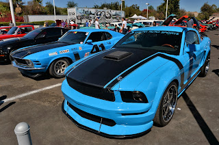 Galpin Ford's car show 2013