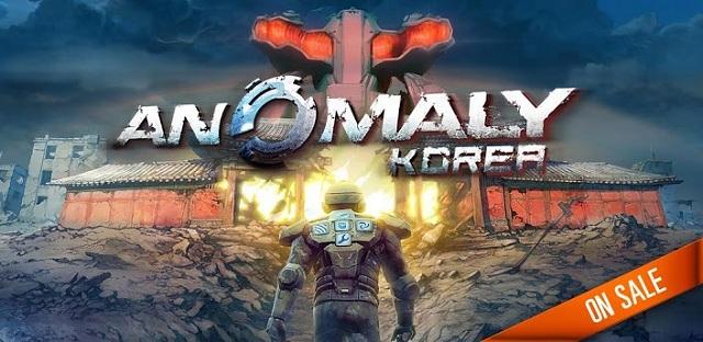 Anomaly Korea Android