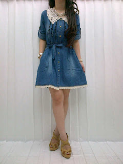Dress Jeans Renda fit to L