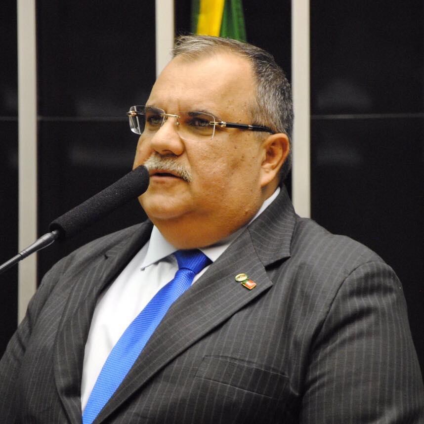 NOSSO PARCEIRO DEPUTADO FEDERAL  RÕMULO GOUVEIA  DA PARAIBA