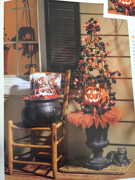 Fall Window Decorating Ideas Country Sampler - Vtwctr
