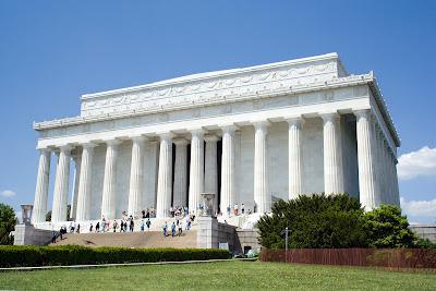 Lincoln Memorial 2013