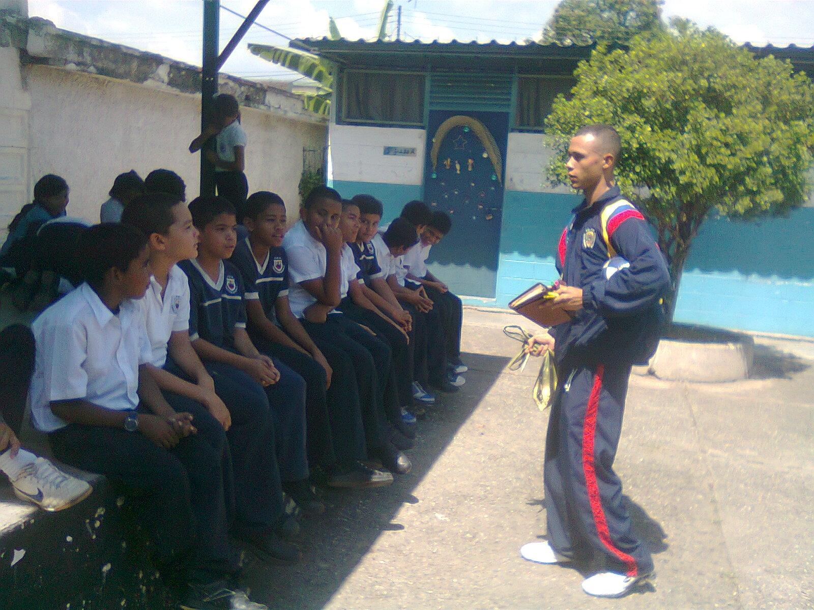 Actividades de la polic a comunal carabobo cuerpo de for Portal de servicios internos policia