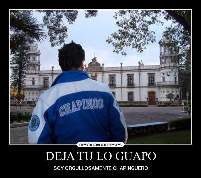 Decalogo Chapinguero