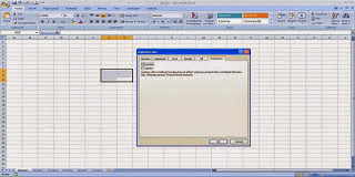 How to Lock Excel Cell With Formula and Without Formula in Microsoft Excel 4