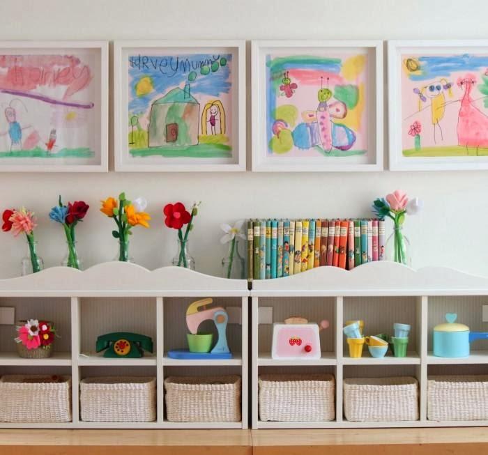 salle de jeux pour enfants designs id es design. Black Bedroom Furniture Sets. Home Design Ideas