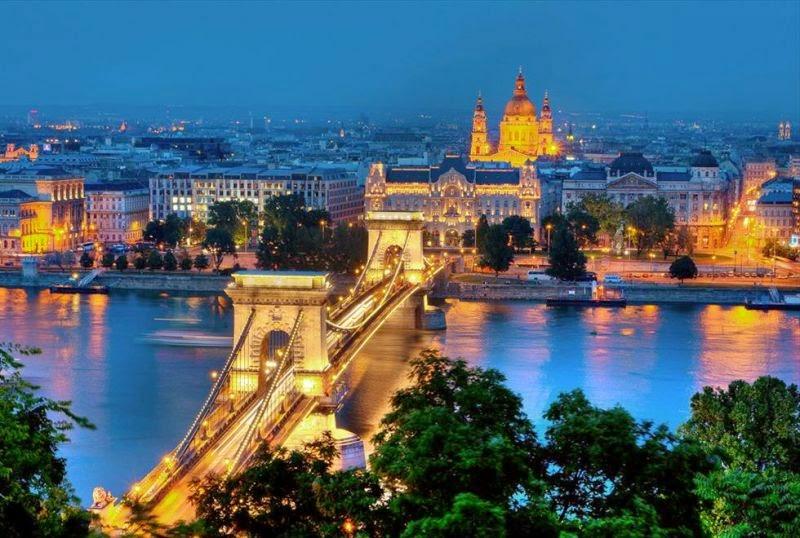 Budapest centro tecnológico europeo