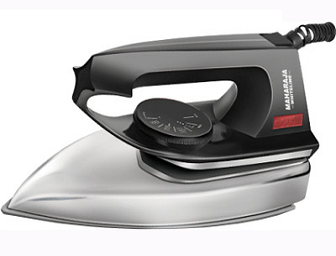 Flipkart: Buy Maharaja Whiteline DI-102 Dry Iron Rs.199 (FK first customers) or Rs. 239