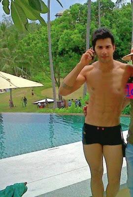 Varun Dhawan Naked Photo