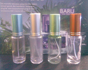BOTOL SPRAY TABUNG 15ML