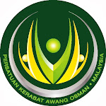 Logo Persatuan Kerabat Awang Osman Malaysia