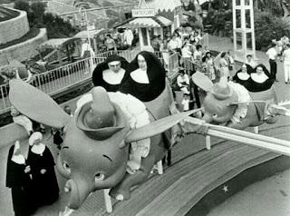 Disneyland Dumbo 1958.