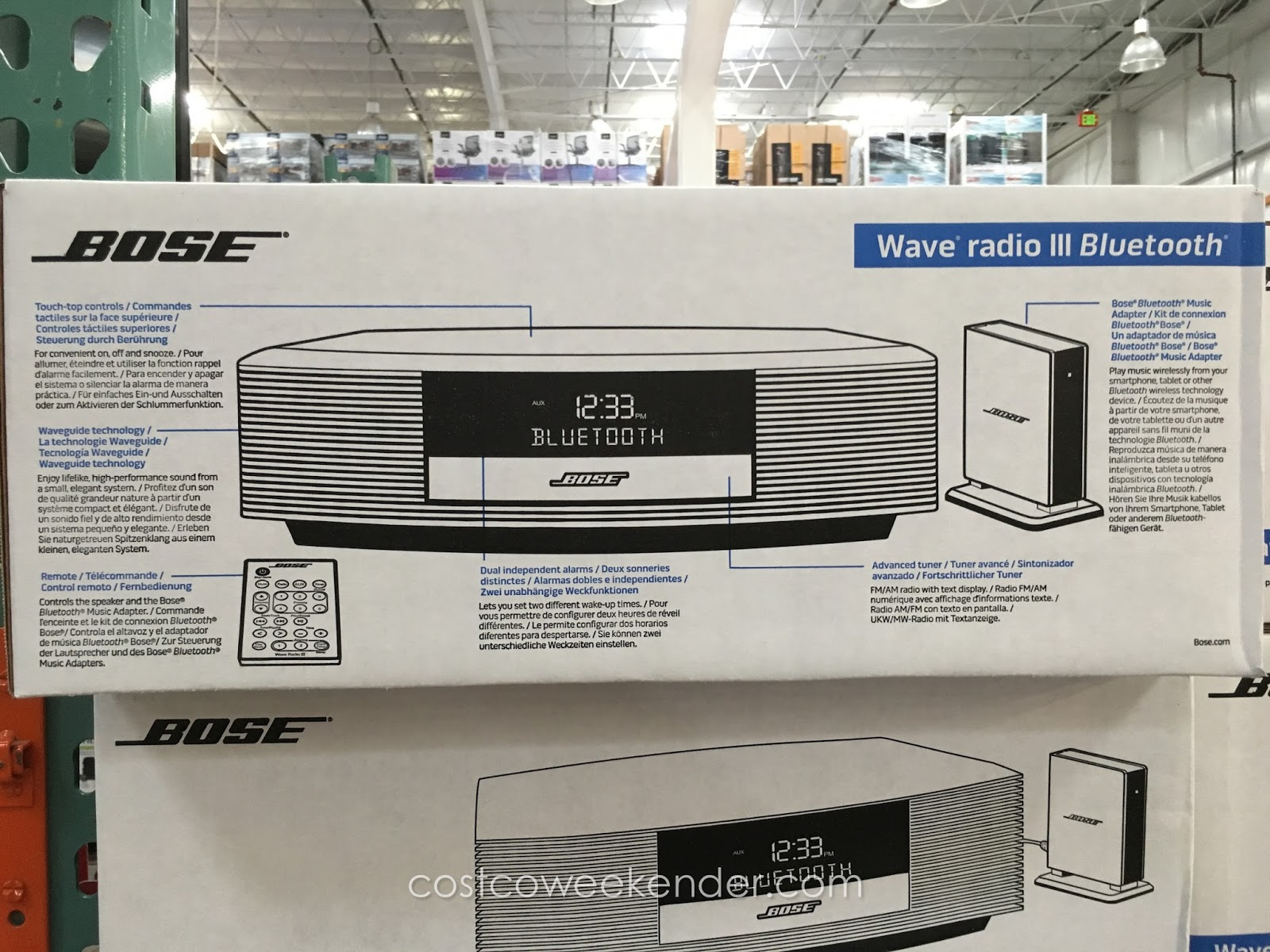 bose wave radio iv manual