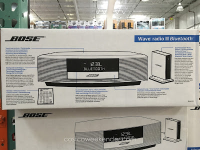 Wake up to music from the Bose Wave Radio III