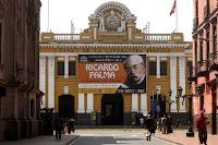 La Casa de la Literatura Peruana. Foto: ANDINA/Alberto Orbegoso