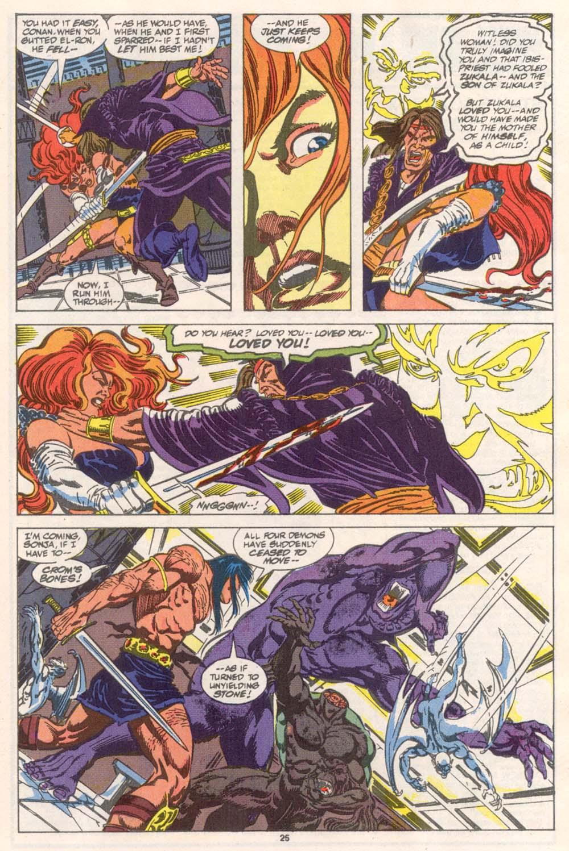 Conan the Barbarian (1970) Issue #243 #255 - English 20