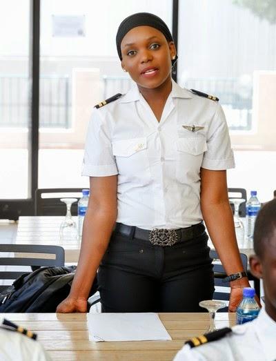Ruqayya Suleiman, first female pilot from Katsina State