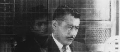 Toshiro Mifune in Akira Kurosawa's High and Low