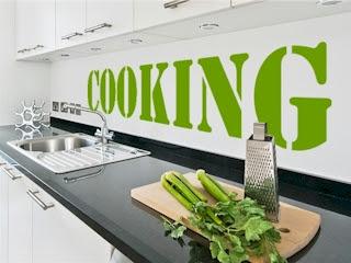 Sticker de cuisine