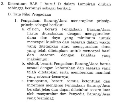 perka lkpp no 22 tahun 2015