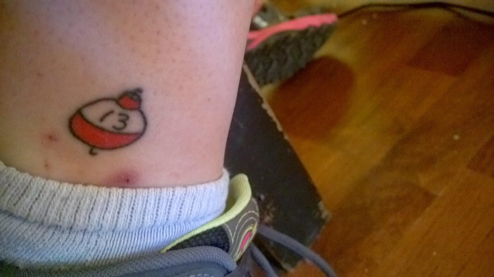 Thrift addict tattoo goo review for Tattoo goo walmart