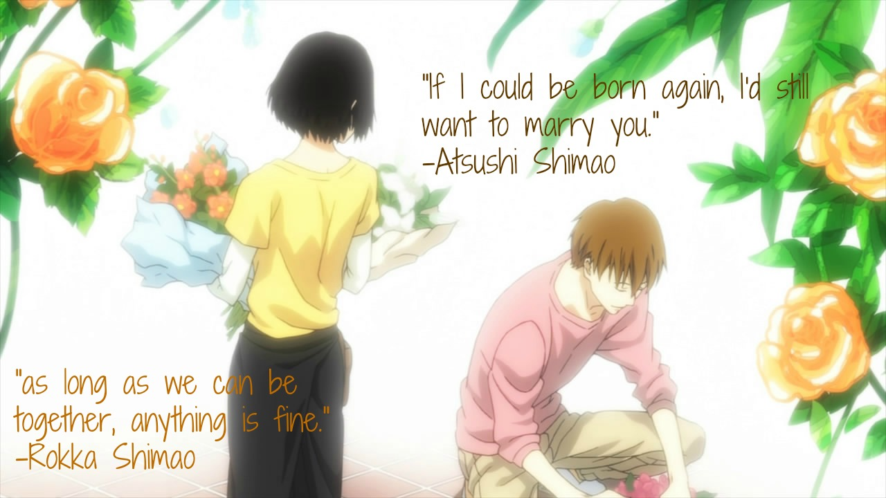 romantic anime quotes quotesgram