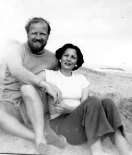 William Golding & Ann Golding