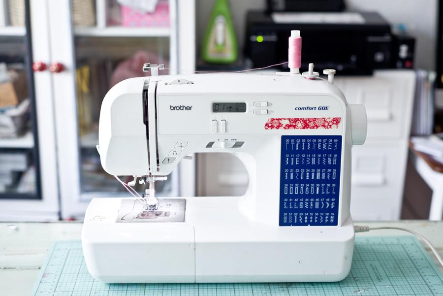 моя швейная машинка