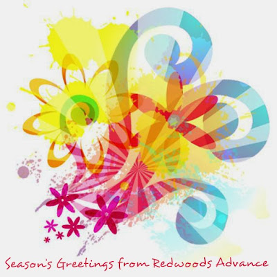 Season's Greetings from Redwoods Advance