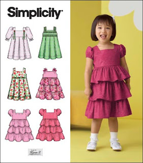 Simplicity Sewing Pattern 2709