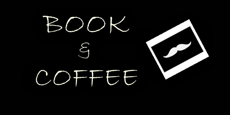 of books and coffee