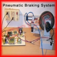 Pneumatic Auto Braking System
