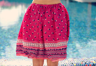 beach skirts for vacation