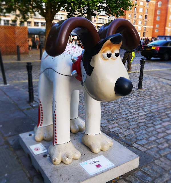The King (Elvis) Gromit