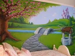 Desain Lukisan Dinding Yang Cantik Dan Menawan