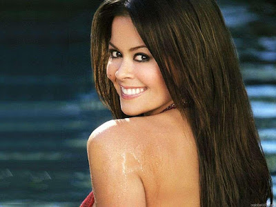 Brooke Burke Sexy Wallpaper