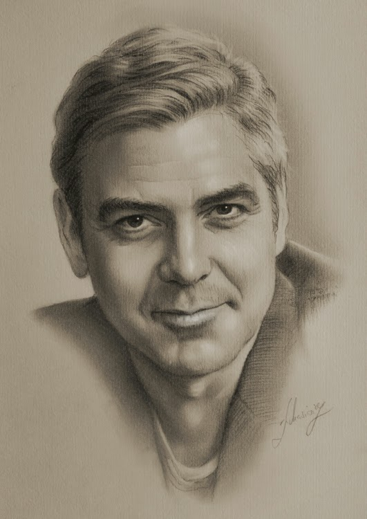 02-George-Clooney-krzysztof20d-2b-and-8b-Pencils-Clear-Pastel-Celebrity-Drawings-www-designstack-co