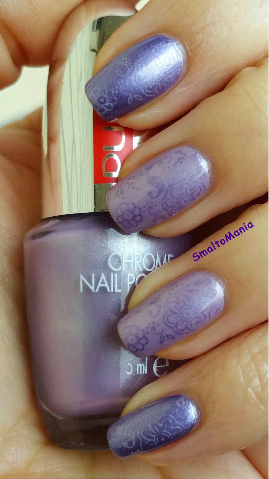 Pupa n.13 Chrome Lilac e n.14 Chrome Violet