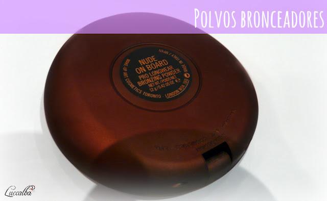 Pro Longwear Bronzing Powder de MAC