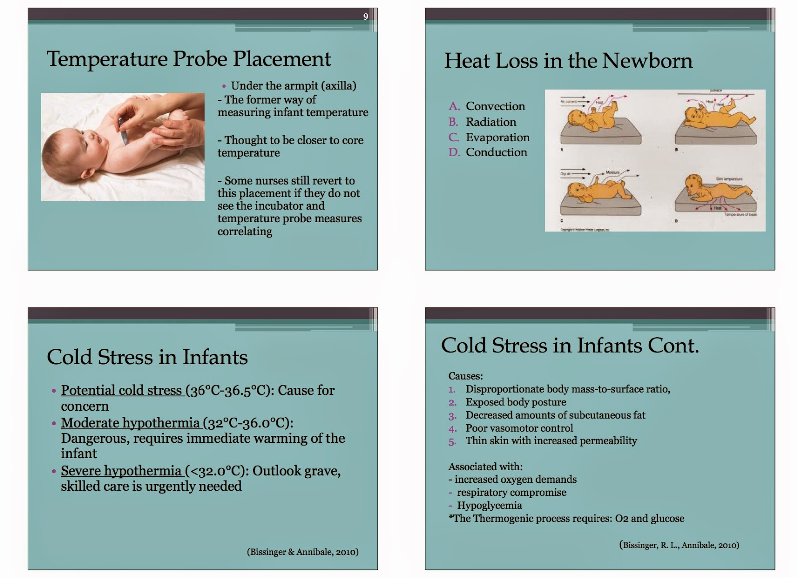 nursing care plan cold stress newborn Care of the newborn: thermoregulation a newborn is at a particular disadvantage in maintaining a normal body temperature with the neonate's large body surface and lean subcutaneous fat, the newborn loses about four times as much.