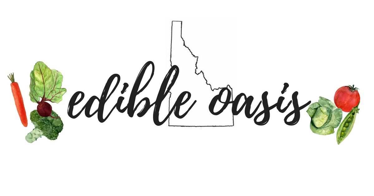 Edible Oasis