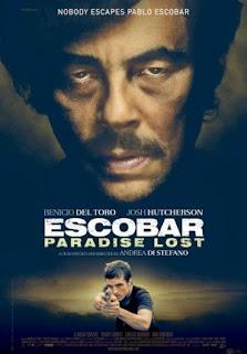 Film Escobar: Paradise Lost 2015