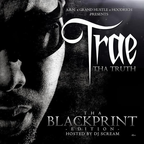 Trae tha Truth - Black Print Cover