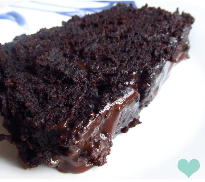 fácil de Fazer Bolo de Chocolate Receitas