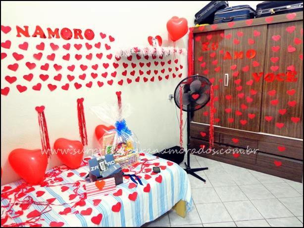 Dicas para o Dia dos Namorados  Surpresas para Namorados