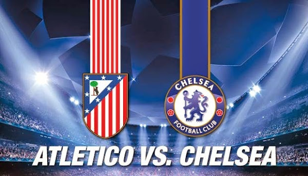 InfoDeportiva - REPETICION, ATLETICO MADRID VS CHELSEA, DIFERIDO, ONLINE, REPLAY, VIDEOS