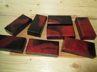 Dragons Blood Glycerin Soaps