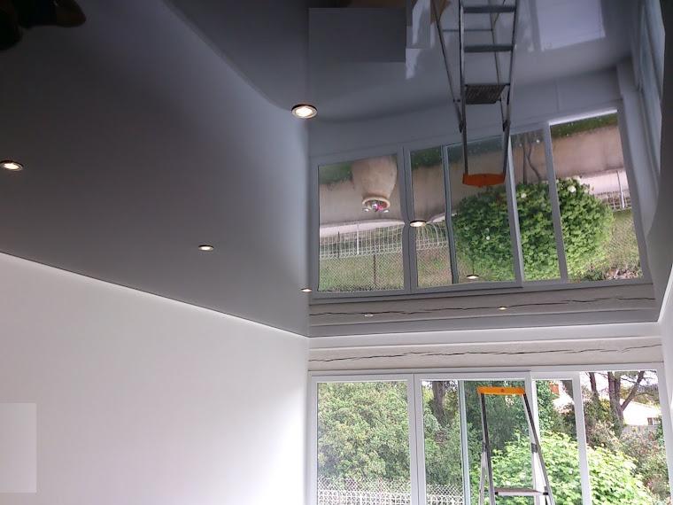 foire plafond tendu