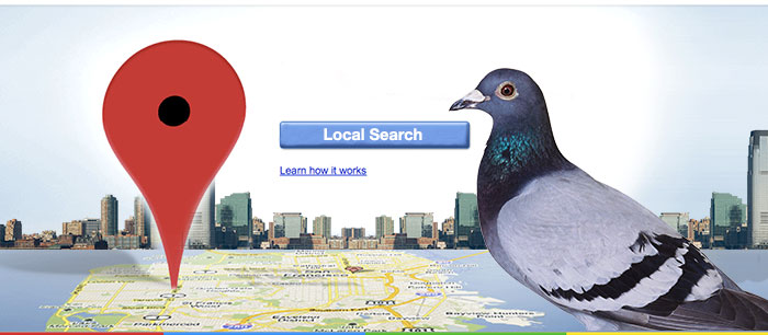 The Pigeon algorithm And Local Search