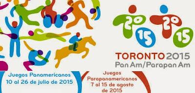 Atletas uruguayos a Juegos Panamericanos de Toronto (Canadá, 10a26/jul/2015)